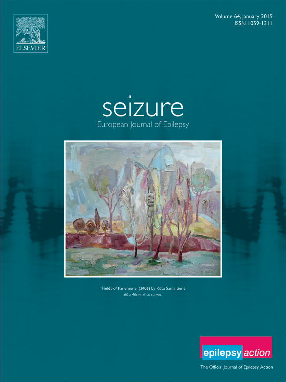 Seizure Editors Choice Article - January 2019